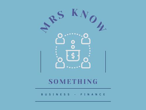 Mrs Know Something